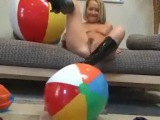 Renee Inflatable Beachball Popper